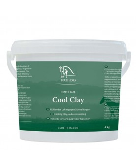 Blue Hors Cool Clay