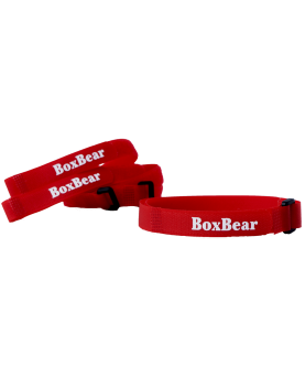 BoxBear Safety Strap 3 stk.