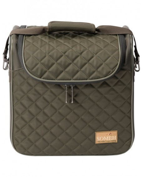 SOMÈH Grooming Bag Compact Olive